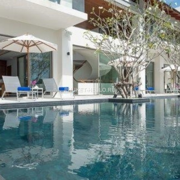 Вилла The Aquila Phuket